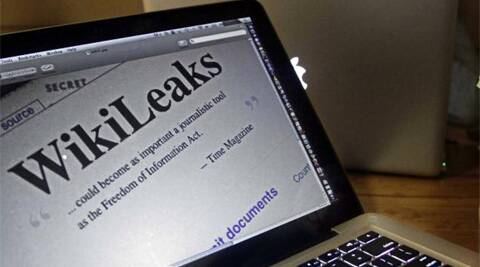 In a series of tweets, WikiLeaks claimed it never said Modi was incorruptible. (Reuters)