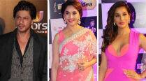 Shah Rukh Khan, Madhuri, Sophie wish Happy Women's Day