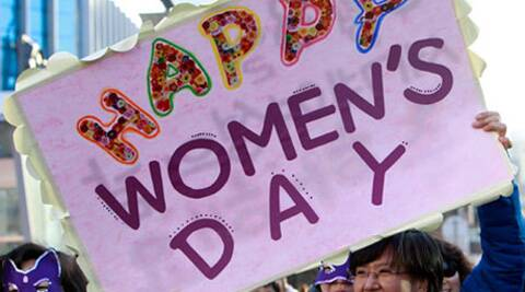 Women's Day is celebrated on March 8. (Reuters)