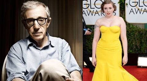 Lena Dunham, 27, said that she was disgusted by the famed director, but she would not indict his works, reported Ace Showbiz.