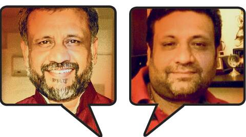 Anubhav Sinha and Rajat Arora.