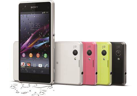 The Sony Xperia Z1 compact costs Rs 34,990