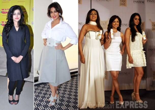 Busy girls: Mishti, Chitrangada, Yami, Seema Khan