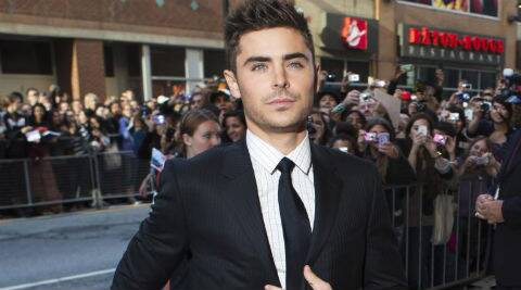 Zac Efron's friends say that his bodyguard is actually a convicted drug dealer with whom Efron spends a lot of time. (Reuters)