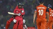 ICC World Twenty20: Lights out for UAE after Irelandloss
