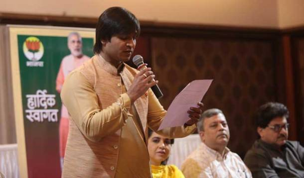 Actor Vivek Oberoi and director Madhur Bhandarkar come out in support of Narendra Modi