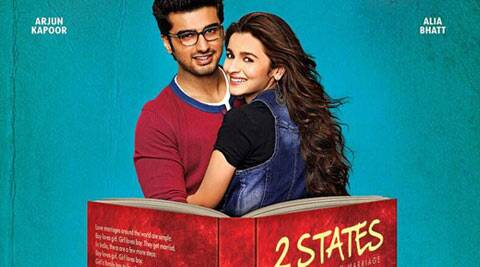 2 States movie review: When the going is good, both Kapoor and Bhatt, she more than he, rise above the film's flaws. He has a few good moments. But Alia Bhatt is a surprise. She leaves behind her earlier films, and gets into her character: