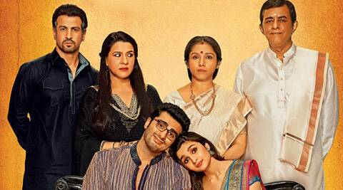 Alia Bhatt and Arjun Kapoor's rom-com '2 States', based on Chetan Bhagat's novel of the same name, releases today.