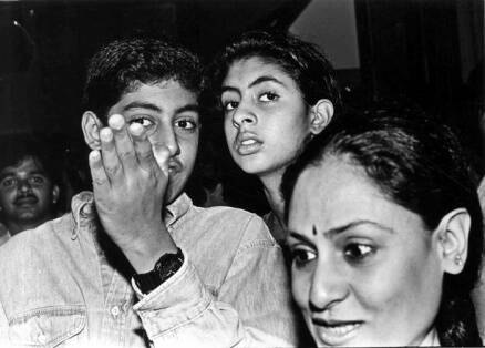 Happy birthday Jaya Bachchan: Unseen family pics
