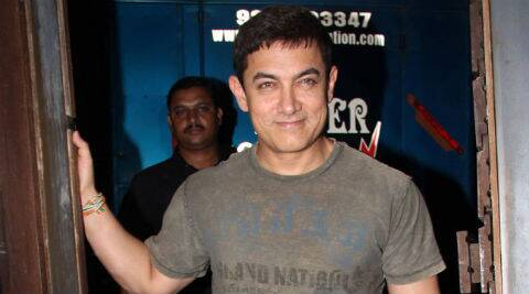 Rumours of Aamir Khan raising funds for the Islamic community were spread on social networking sites. (Photo: Varinder Chawla)