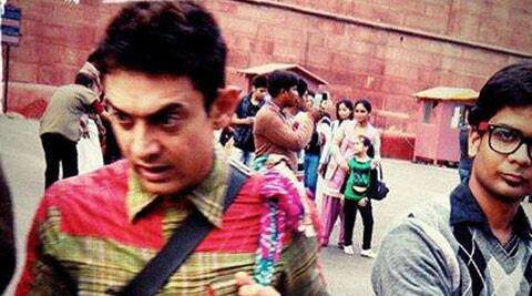 'PK' marks the second collaboration of Aamir with filmmaker Rajkumar Hirani following the success of '3 Idiots'.