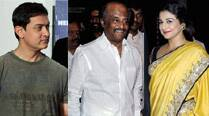 Elections 2014: Vidya Balan, Aamir Khan, Rajinikanth, among early voters