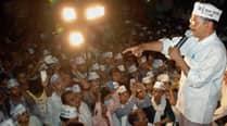 Arvind Kejriwal rally