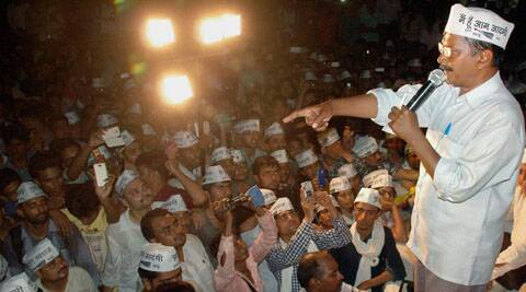 Once Arvind Kejriwal resigned from office, it was clear that the party had problems.