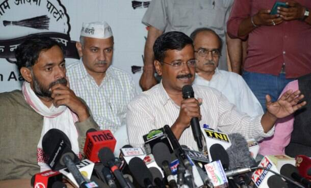 AAP releases manifesto, promises effective Jan Lokpal