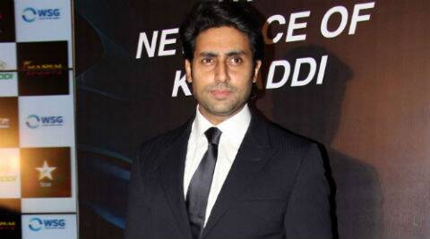 Abhishek Bachchan confirmed the acquisition on Twitter. (Photo: Varinder Chawla)
