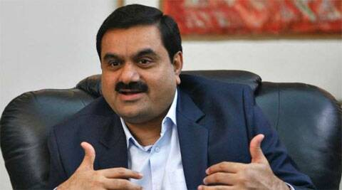 Adani Group head Gautam Adani said his group has acquired only barren waste land for infrastructure projects. (Photo: Reuters)