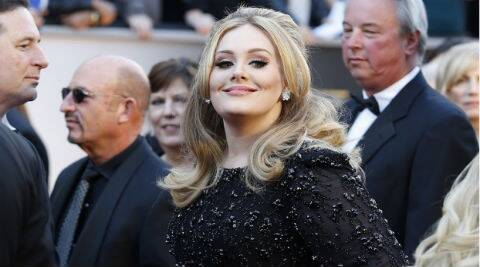 Adele's last album titled '21' was released in 2011. (Reuters)
