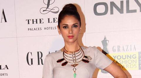Aditi Rao Hydari is also in the news for Ticket To Bollywood.