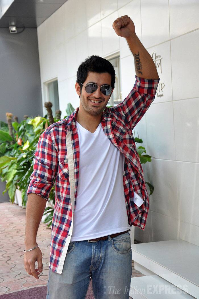 Aditya Seal was previously seen in 'Ek Chhotisi Love Story'. (Photo: Varinder Chawla)
