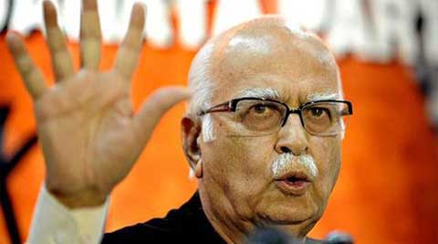 BJP leader L K Advani. (Reuters)