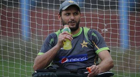 Pakistan all-rounder Shahid Afridi has been issued a show cause notice by the PCB (AP)