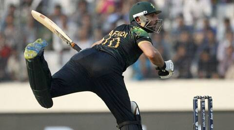 Pakistan all-rounder Shahid Afridi has blamed his team's negative mindset for their humiliating loss against West Indies in the ongoing ICC World T20 championship in Bangladesh. (Reuters)