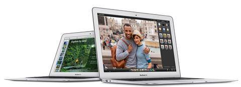 The upgraded version will run on power-efficient fourth generation Intel Core i5 and Core i7 processors