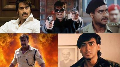 Photos: Happy 46th Birthday Ajay Devgn: 'Gangaajal', 'Omkara', 'Zakhm' - his top roles