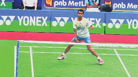 Ajay Kumar won the qualifier 22-20, 23-21 against Arvind Bhat on Tuesday