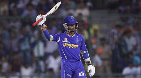 Ajinkya Rahane reckons that playing in the Indian Premier League (IPL) helped him tackle South Africa and New Zealand's fast bowlers well during the recent Test series (File)