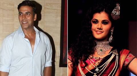 Taapsee and Akshay to work together.