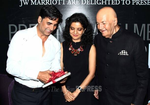 Big B, Manoj Kumar, Anil Kapoor, Akshay Kumar launch Prem Chopra's biography