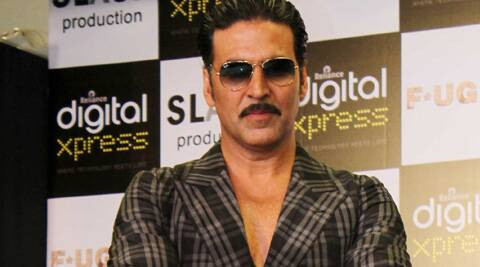 Akshay Kumar said he does not want to venture into directing as he is happy to be an actor.