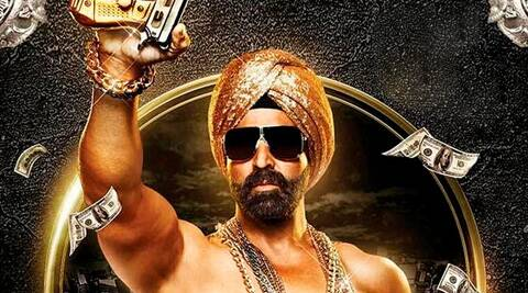 The title may turn out to be lucky for Akshay as his earlier film 'Singh is Kinng' was a big success.