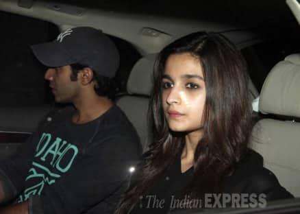 '2 States' star-studded screening: Deepika, Sonam, Ranveer, Shahid, Alia, Arjun