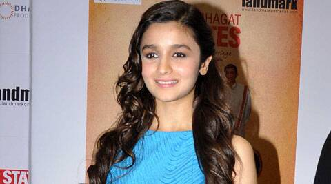 Alia will be seen next in '2 States' with Arjun and 'Humpty Sharma Ki Dulhania' with Varun.
