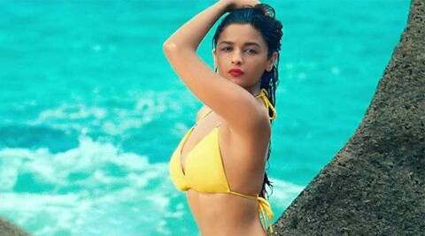 "Alia Bhatt says, "" I am not comfortable doing a nude scene."""