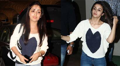 PHOTOS: Same-to-same: Yami Gautam copies Alia Bhatt
