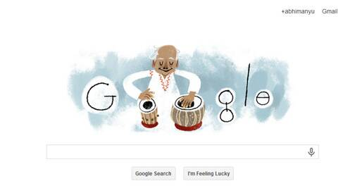 Legendary Indian Tabla maestro Ustad Allah Rakha. (Google)