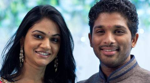 Allu Arjun and wife Sneha Reddy were blessed with a son on April 4 this year.