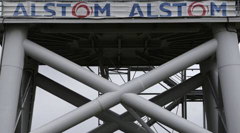 US industrial conglomerate General Electric (GE) is in advanced talks to buy the global power division of struggling Alstom for about $13 bn. (Reuters)