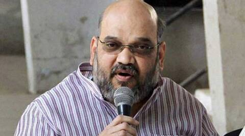 The EC move comes a day after two FIRs were lodged against Shah.