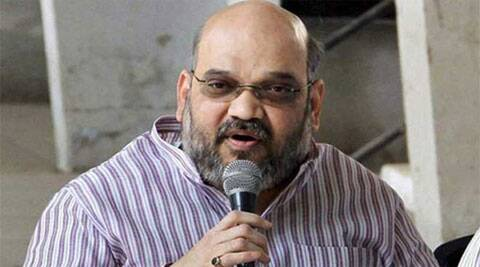 It is the Congress dirty tricks department which is behind the move, said Shah.