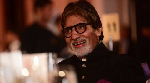 Amitabh Bachchan indeed had a busy weekend.