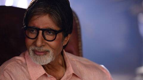 Amitabh Bachchan watched '2 States'.