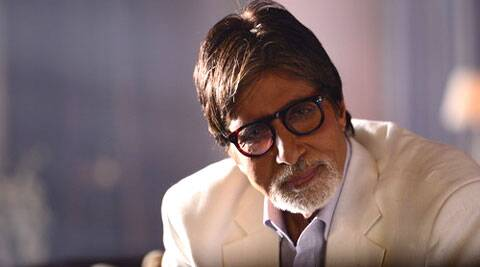 Amitabh Bachchan nervous to shoot R Balki's next