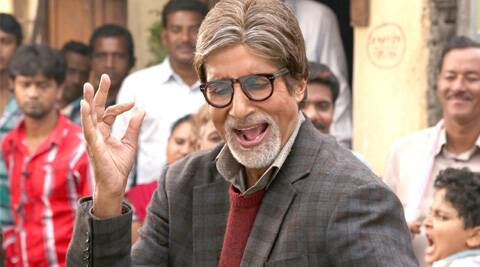 Amitabh Bahchcan's 'Bhoothnath Returns' has passed the weekend test with flying colours