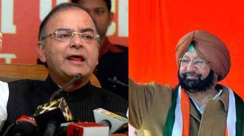 Amarinder Singh questions Arun Jaitley over Bhopal gas tragedy case