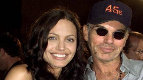 Angelina Jolie and Billy Bob Thornton famously wore vials of each other's blood during their intense marriage. (Reuters)
